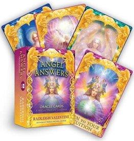 Radleigh Valentine Angel Answers Oracle by Radleigh Valentine