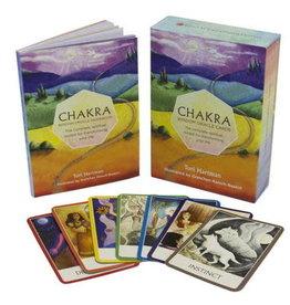 Tori Hartman Chakra Wisdom Oracle by Tori Hartman