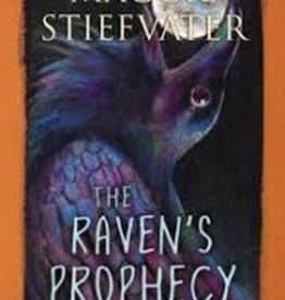 Maggie Stiefvater The Raven's Prophecy Tarot by Maggie Stiefvater