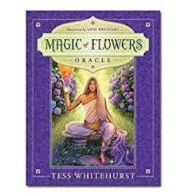 Tess Whitehurst Magic of Flowers Oracle by Tess Whitehurst