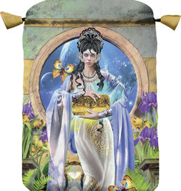 Apokalypsis Satin Tarot Bag
