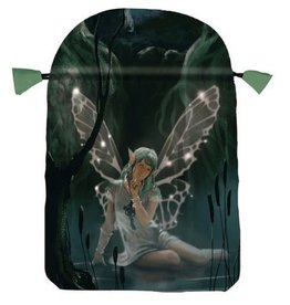 Fairy Satin Tarot Bag