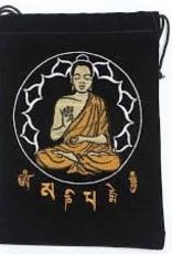 Buddha Velvet Tarot Bag