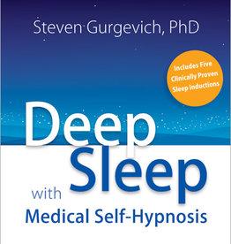 Steven  Gurgevich Deep Sleep with Medical Self-Hypnosis CD by Steven Gurgevich