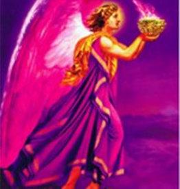 Archangel Zadkiel - Laminated Cards