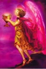 Archangel Chamuel - Laminated Cards