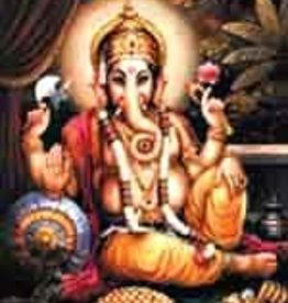 Ganesha - Laminated Cards