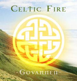 Govannen Celtic Fire CD by Govannen