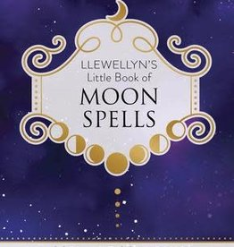 Melanie Marquis Llewellyn's Little Book of Moon Spells by Melanie Marquis