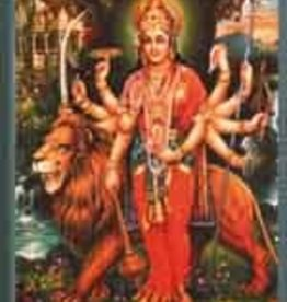 Durga - Laminated Cards
