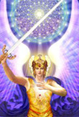 Archangel Michael  - Laminated Cards