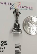Buddha B Pendant Sterling Silver