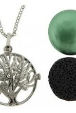 Aromatherapy Pendant-Necklace Tree of Life