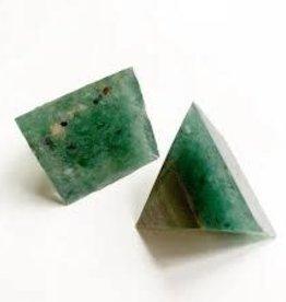Green Aventurine Orgonite  Pyramid - Mini
