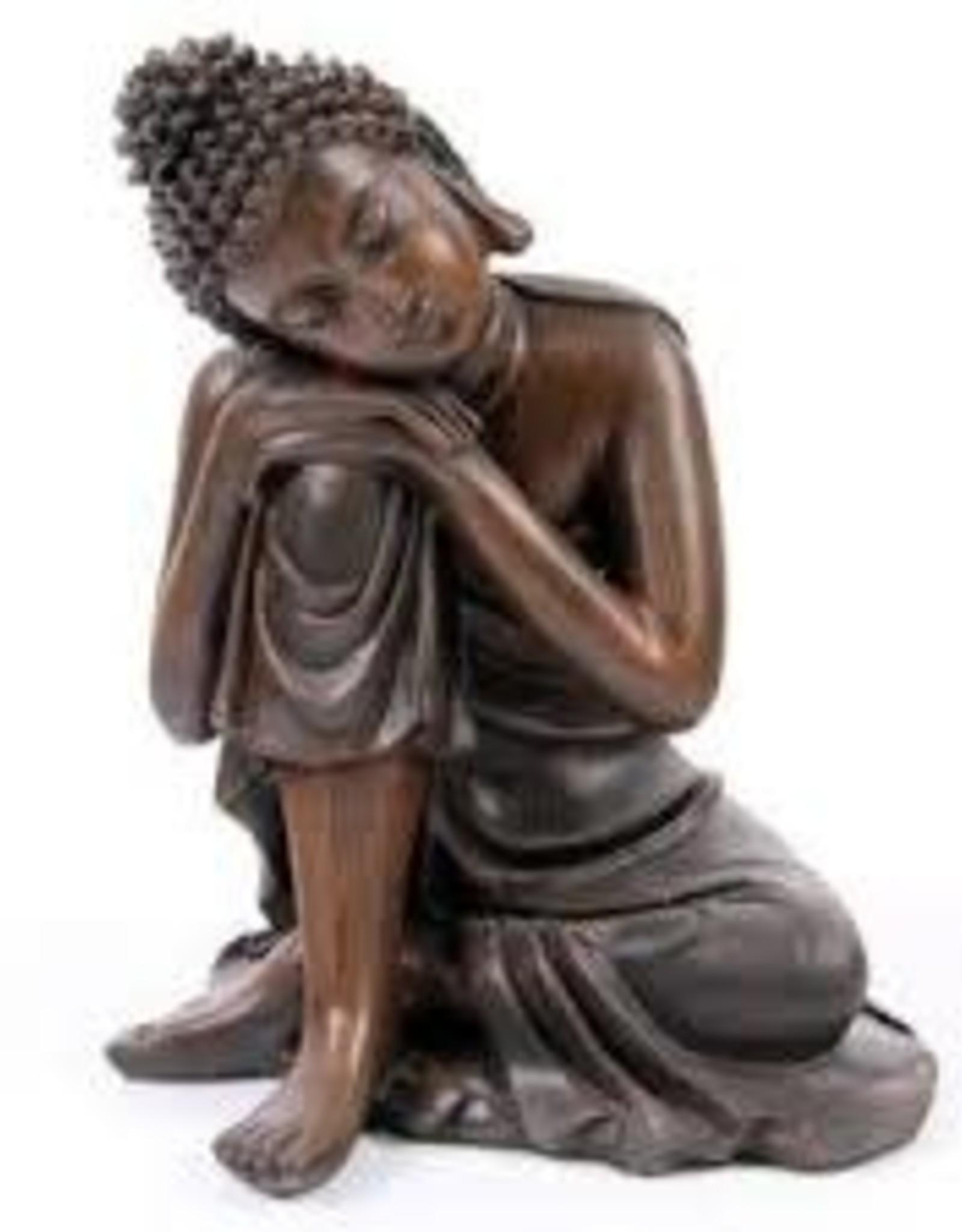 Buddha at Rest Statue - 11.5″H