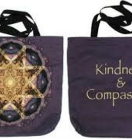 Kindness & Compassion Tote Bag