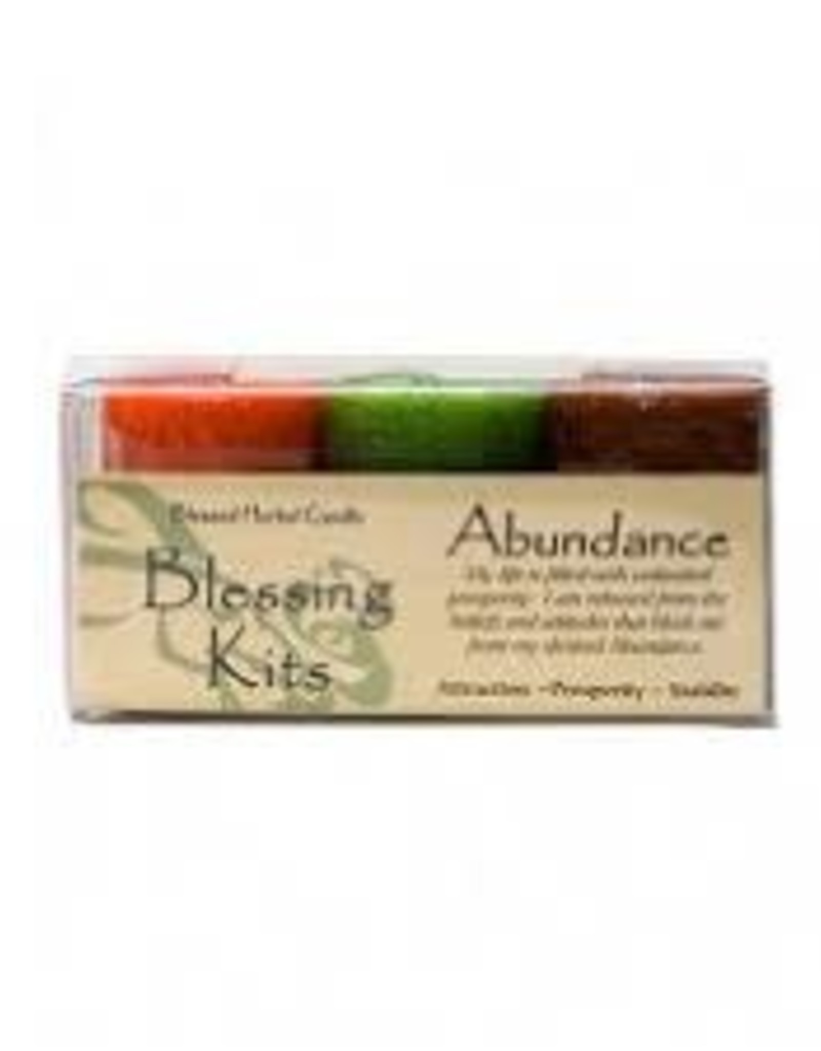 Coventry Creations Candle Blessing Kits - Abundance