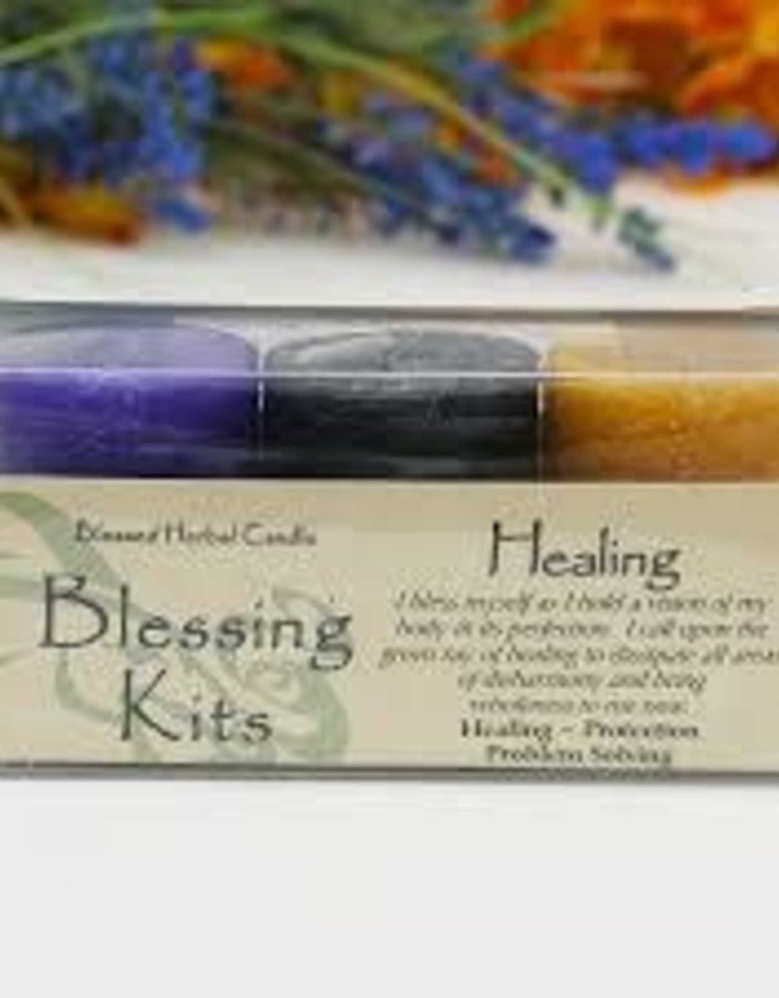 Coventry Creations Candle Blessing Kits - Healing