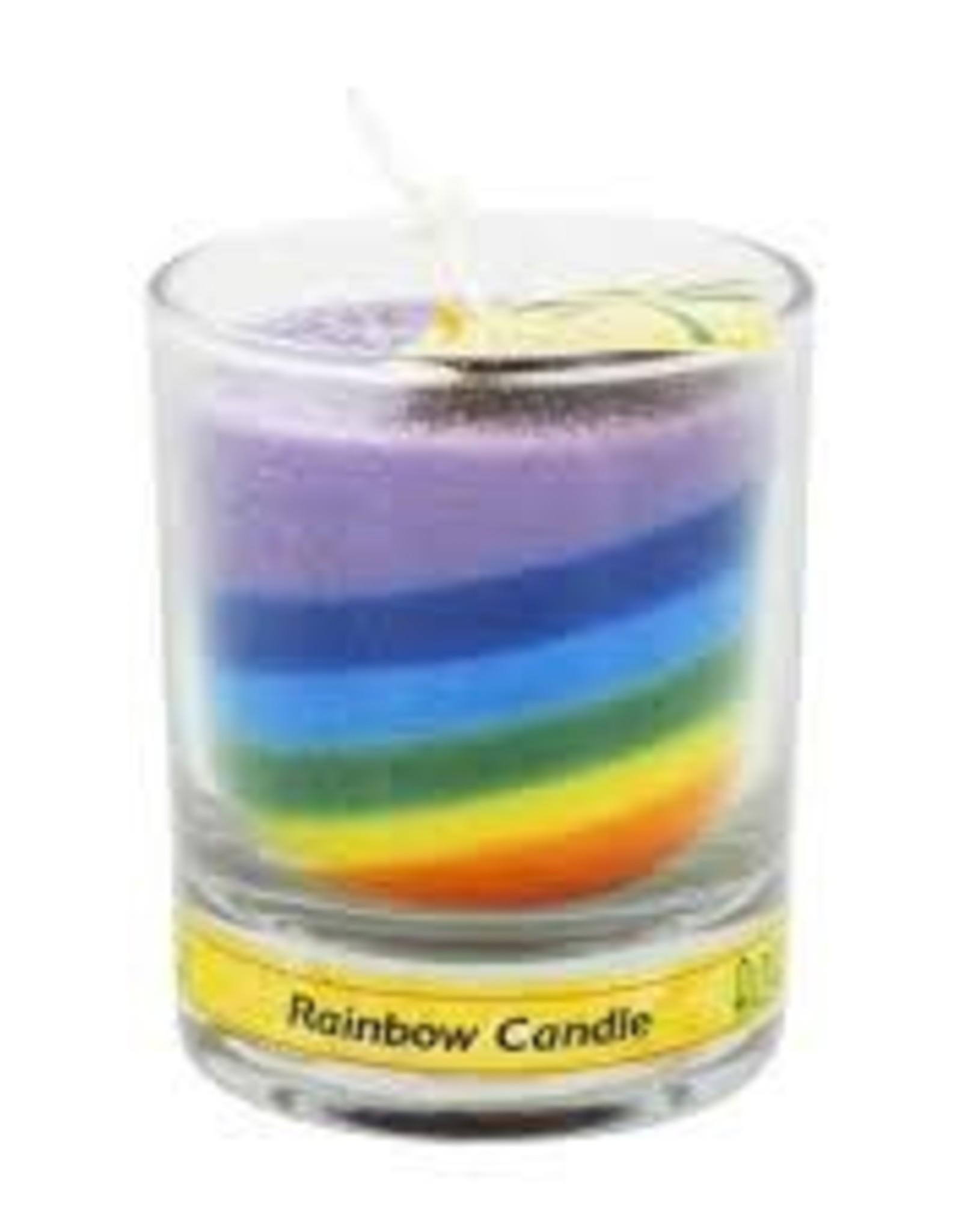 Aloha Bay Aloha Bay Rainbow Candle