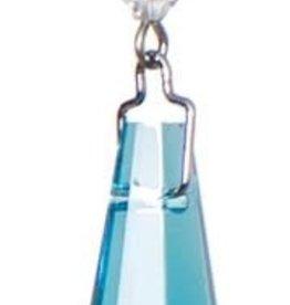 Off The Wall Creations Crystal Art  Pendulum - Light Blue