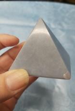 Angelite Pyramid - 48MM