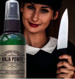 Coventry Creations Wicked Good Room Spray - Ninja Power