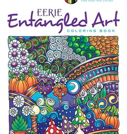 Creative Haven Entangled Art Coloring Book by Creative Haven