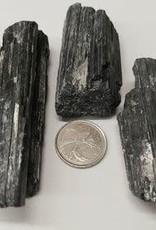 Black Tourmaline Raw - Large