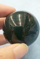 Bloodstone Jasper Sphere $35