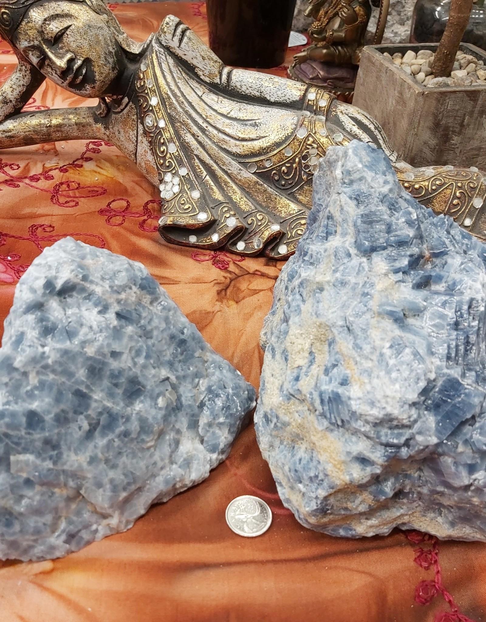 Blue Calcite $53