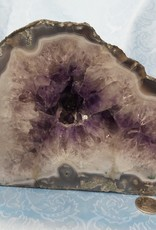 Cathedral Polished Amethyst $155