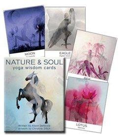 Alison DeNicola Nature & Soul Yoga Wisdom Oracle by Alison DeNicola