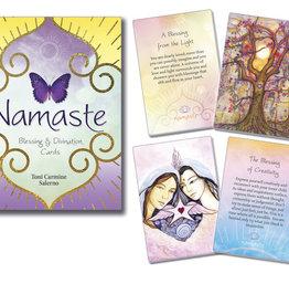 Toni Carmine Salerno Namaste Oracle by Toni Carmine Salerno