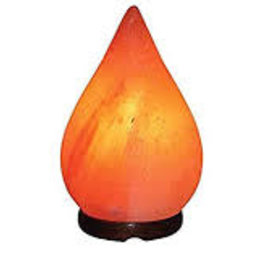 Tear Drop Himalayan Salt Lamp