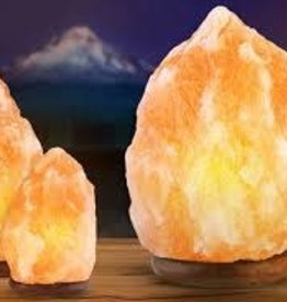 Himalayan Salt Lamp - Med (10-12in)
