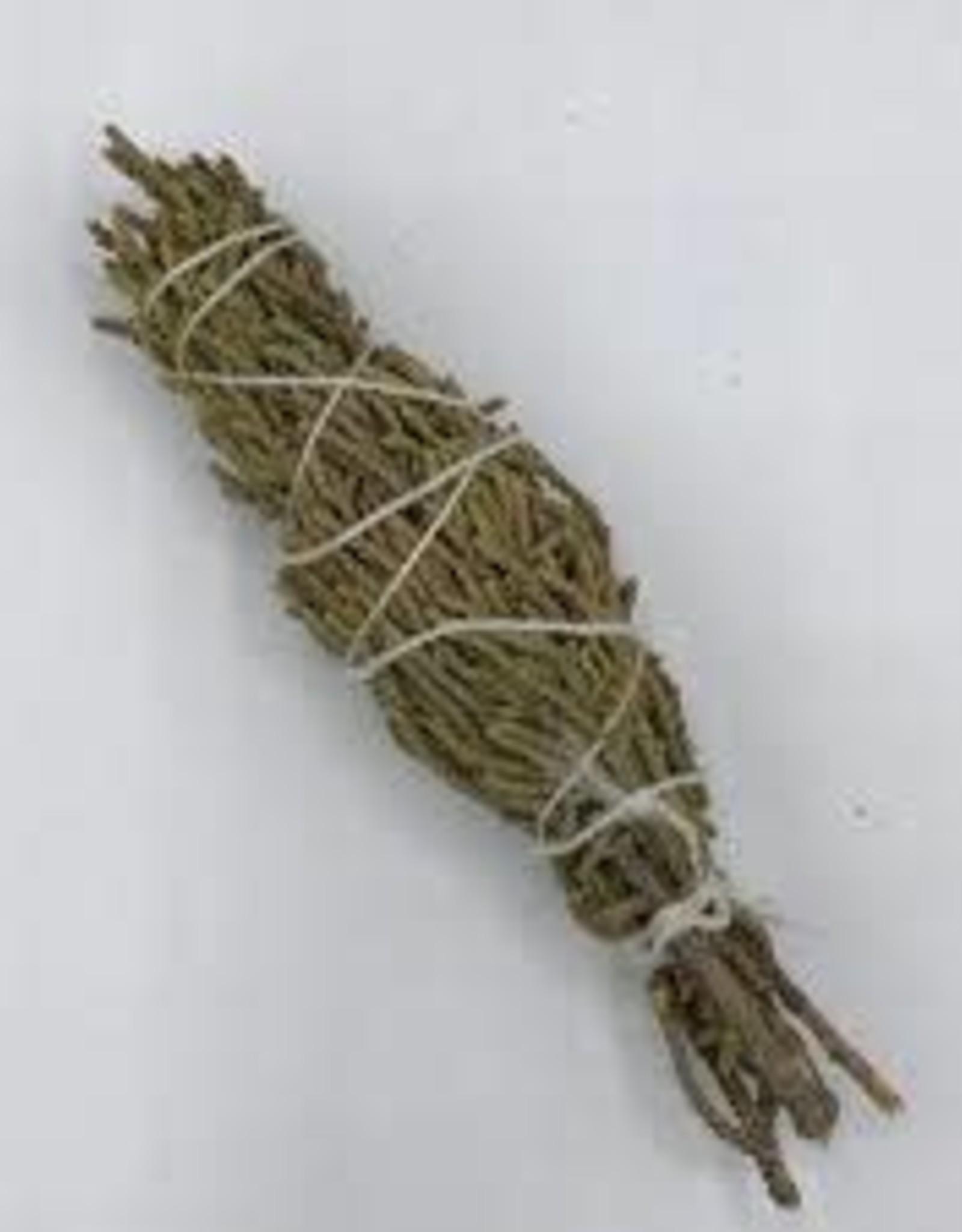"6"" Smudge Stick - Juniper"