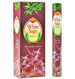 Sac White Sage SAC Incense Sticks