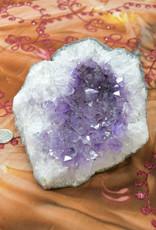 Amethyst Geode 8in - $133
