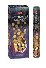 HEM Attracts Money Incense Sticks - 20g