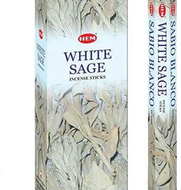 HEM White Sage HEM Incense Sticks