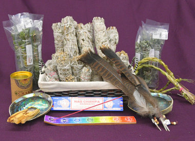 Incense & Smudging Supplies