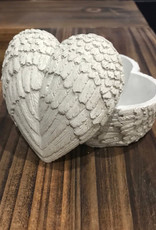Angel Wings Heart Box