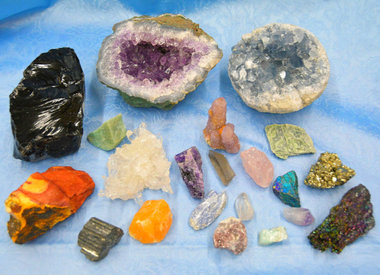 Clusters & Rough Crystals