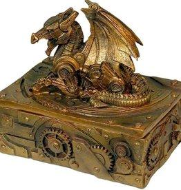 Pacific Trading Steampunk Dragon Box