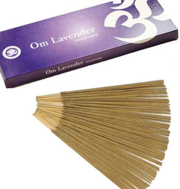 OM Incense Lavender  OM Incense Sticks