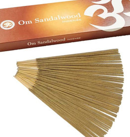 OM Incense Sandalwood OM Incense Sticks