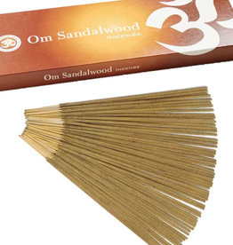 OM Incense Amber OM Incense Sticks