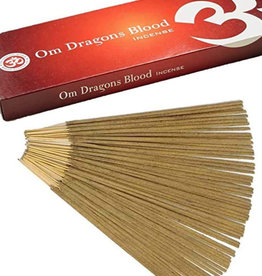 OM Incense Dragons Blood OM Incense Sticks