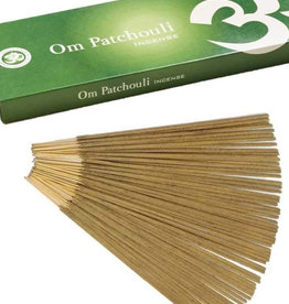 OM Incense Patchouli OM Incense Sticks