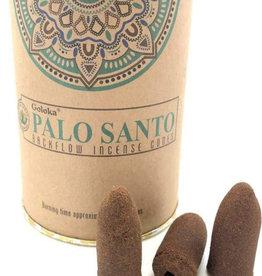 GOLOKA Palo Santo GOLOKA Backflow Incense Cones